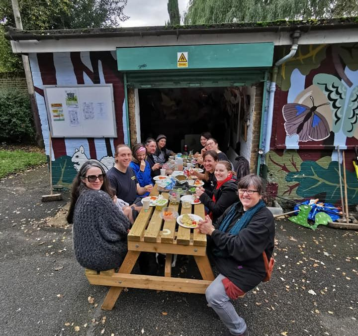 Grangewood Park volunteer days